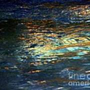 Light On Water Art Print
