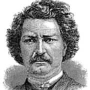 Louis Riel (1844-1885) Art Print