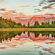 Matheson Lake Art Print by MotHaiBaPhoto Prints