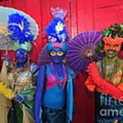 Mermaid Parade 2011 Coney Island Art Print