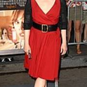 Meryl Streep At Arrivals For Julie & Art Print