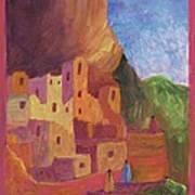 Mesa Verde Revisited Art Print