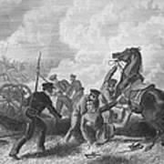 Mexican War: Palo Alto Art Print by Granger