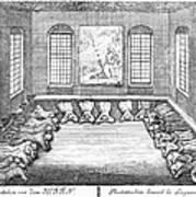 Moravians, 1757 Art Print
