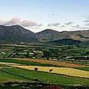 Mourne Mountains, Co. Down, Ireland Art Print