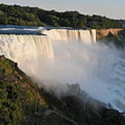 Niagara Falls Ny Art Print