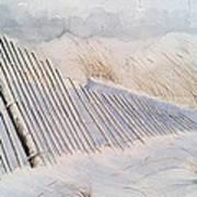 On Sheepshead Bay Art Print by Don F  Bradford