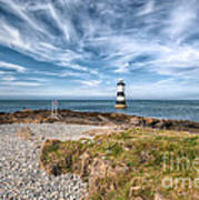 Penmon Point Art Print