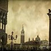 Piazetta. Venice Art Print