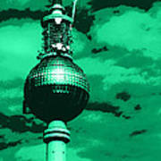 Pop Art Berlin Print by Falko Follert