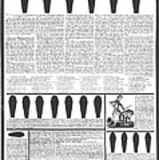 Presidential Campaign, 1828 Art Print