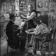 Presidential Campaign, 1884 Art Print