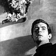 Psycho, Anthony Perkins, 1960 Art Print by Everett