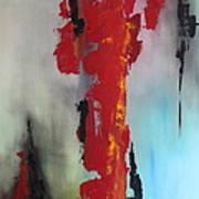 Rojo Art Print by Eric Chapman