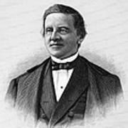 Samuel J. Tilden (1814-1886) Art Print