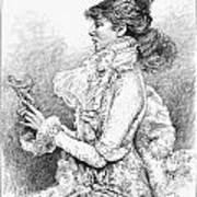 Sarah Bernhardt Art Print