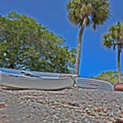 Sarasota Bayfront  Art Print