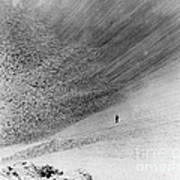 Sedan Crater, Nevada Test Site Art Print