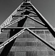 Shaft Tower Art Print
