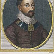 Sir Francis Drake, English Explorer Print by Photo Researchers