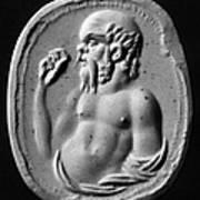 Socrates (470?-399 B.c.) Art Print