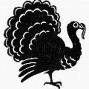Symbol: Thanksgiving Art Print