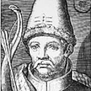 Tamerlane (1336?-1405) Art Print