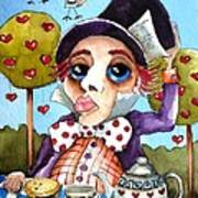 The Mad Hatter Art Print
