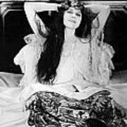 Theda Bara (1885-1955) Print by Granger