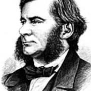 Thomas Huxley, English Biologist Art Print