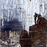 Verne: 20,000 Leagues Art Print by Granger