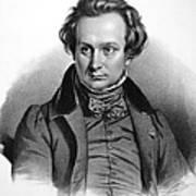 Victor Hugo (1802-1885) Art Print