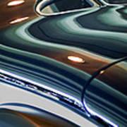 2006 Speedster Motorcars Custom Zephyr Replica Rear Body Art Print
