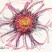 2012 Drawing #10 Art Print