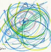 2012 Drawing #11 Art Print