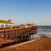 Hastings Pier Art Print
