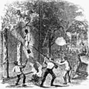 New York: Draft Riots 1863 Print by Granger