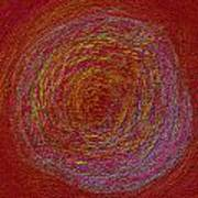 Sand Color Art Print