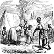 Civil War: Black Troops Art Print