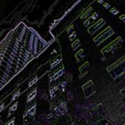 25 Central Park West Art Print