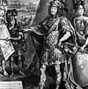 Louis Xiv (1638-1715) Art Print