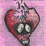27 Fevrier Art Print