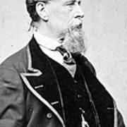 Charles Dickens (1812-1870) Art Print