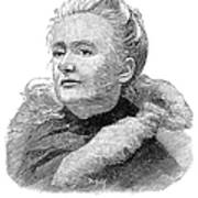 Amelia A. B. Edwards Art Print