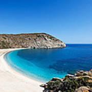 Andros Island - Greece Art Print