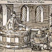 Archimedes (c287-212 B.c.) Art Print