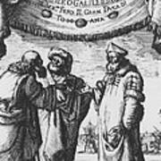 Aristotle, Ptolemy And Copernicus Print by Science Source