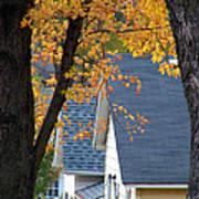 Autumn In America Art Print