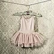 Ballet Dress Art Print by Joana Kruse