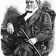 Brigham Young (1801-1877) Art Print
